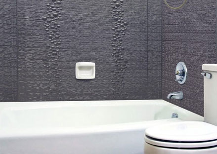 TUB AND SHOWER WALLS