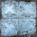 Shabby Chic Blue #48