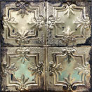 Shabby Chic Metallic Gold #54