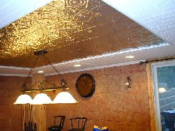 1219 Tin Ceiling Tile - Classic Harry's Scrollwork