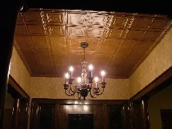2401 Tin Ceiling Tile - Classic Edgerton Square