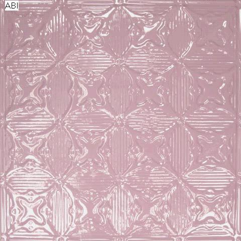 Tin Headboard Tile Finiish - Amethyst