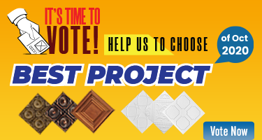 It's Time to Vote! - Help Us to Choose Best Project of Oct 2020