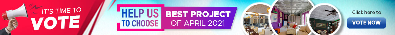 It's time to vote - Help us to Choose Best Project of April 2021