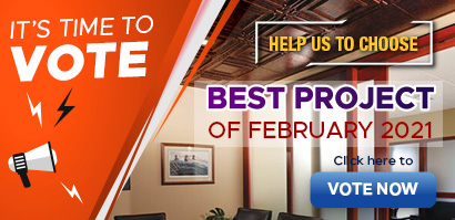 It's Time to Vote - Choose Best Project of February 2021