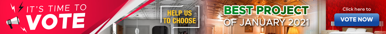 Time to Vote - Help Us to Choose - Best Project of January 2021